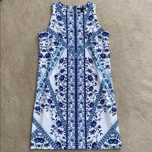 Banana republic floral elegant dress